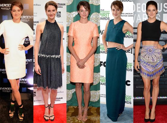 Shailene Woodley, Film Independent Spirit Awards