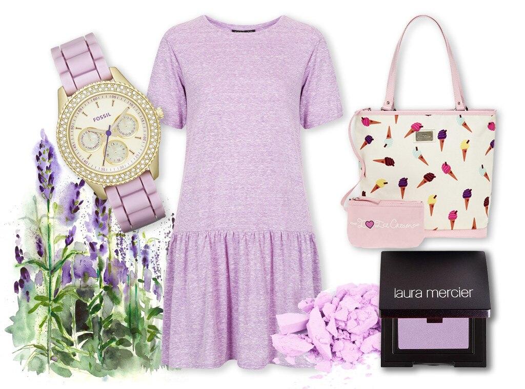 Spring Colors, Lavender