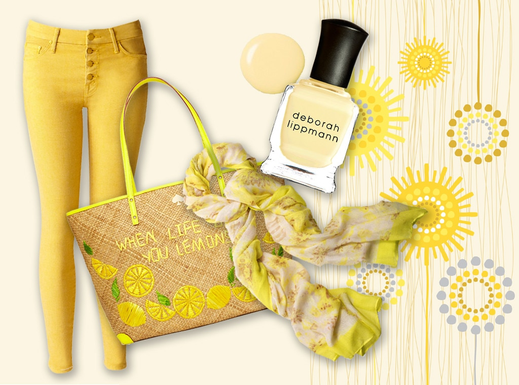 Spring Colors, Yellow