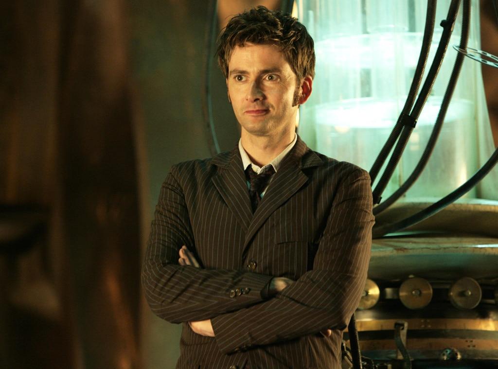 David Tennant, Doctor Who, Returning Stars
