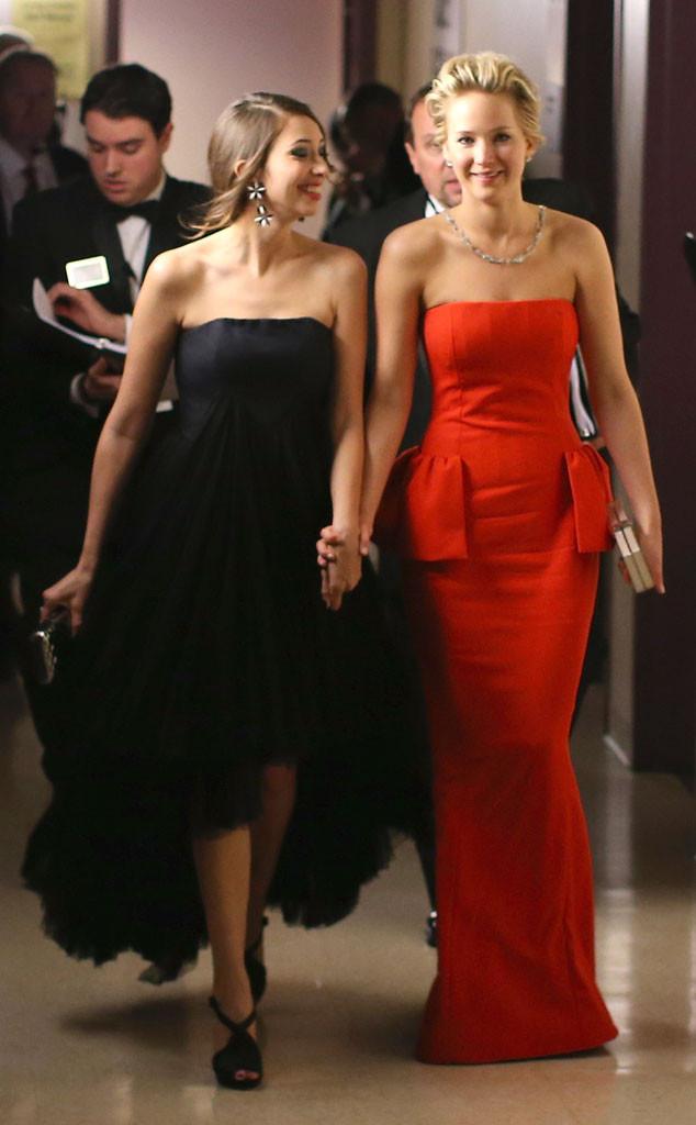 Jennifer Lawrence, Friend