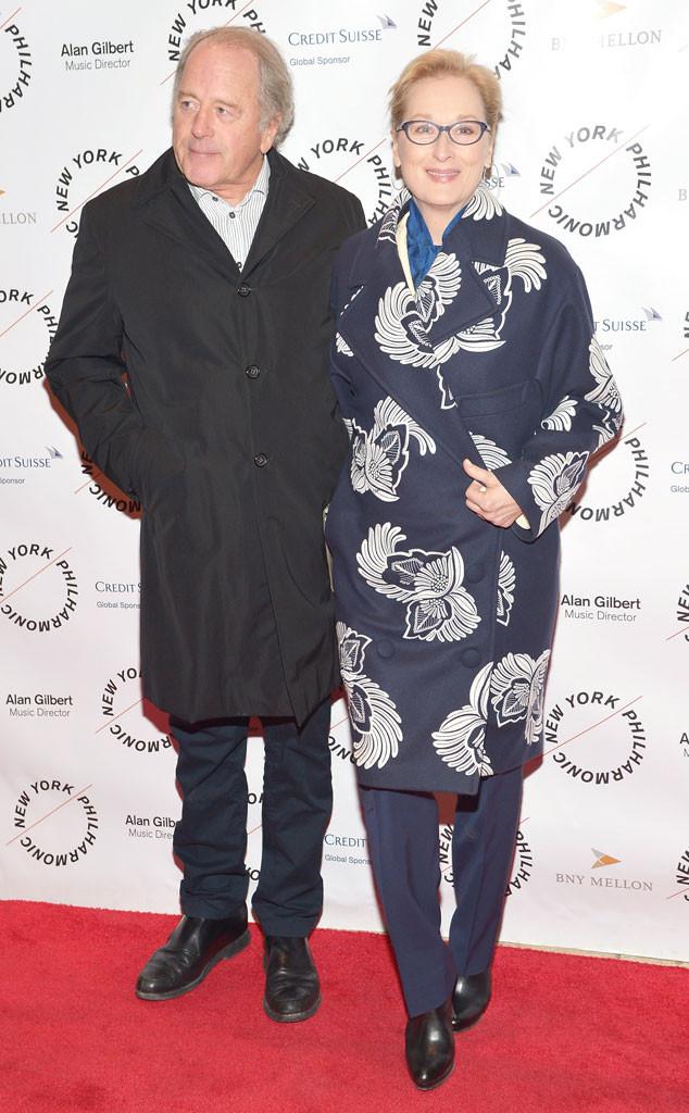 Don Gummer, Meryl Streep, Long Term Couples
