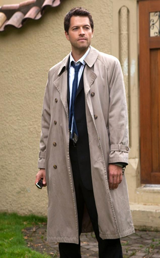 Misha Collins, Supernatural, Returning Stars