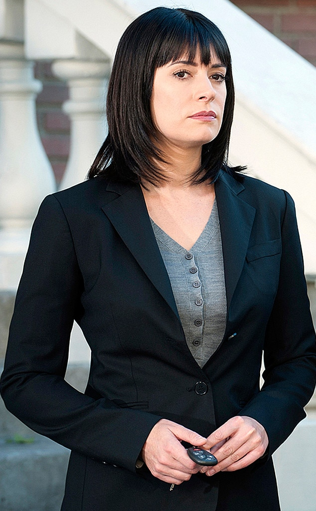 Paget Brewster, Criminal Minds, Returning Stars