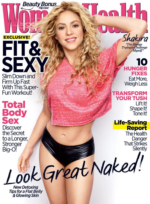 Shakira, Women's Health