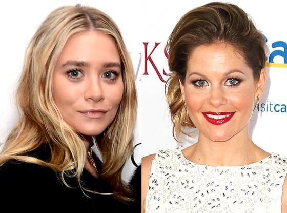 Mary-Kate Olsen, Candace Cameron Bure