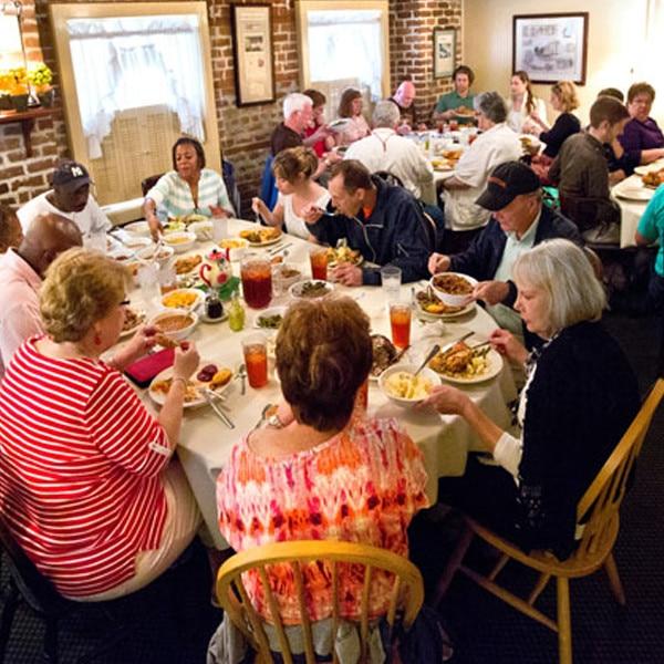 Mrs Wilkes Dining Room Savannah: Mrs. Wilkes Dining Room From Spotlight Savannah: Foodie