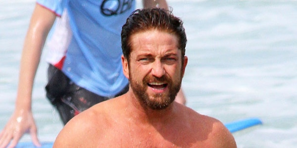 Gerard Butler From The Big Picture Todays Hot Photos E News