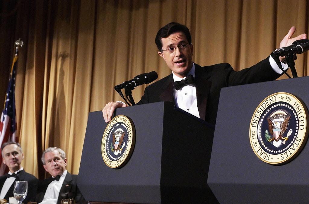 Stephen Colbert, White House Correspondents Association Dinner