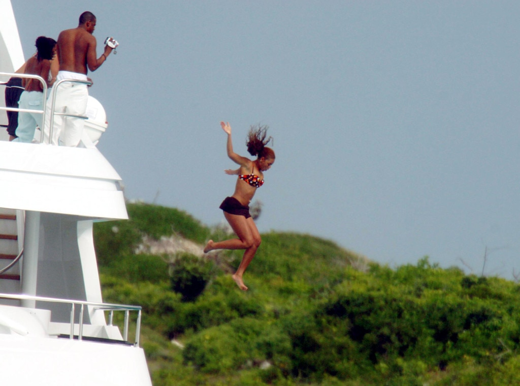 Jay- Z, Beyonce Knowles, Anguilla