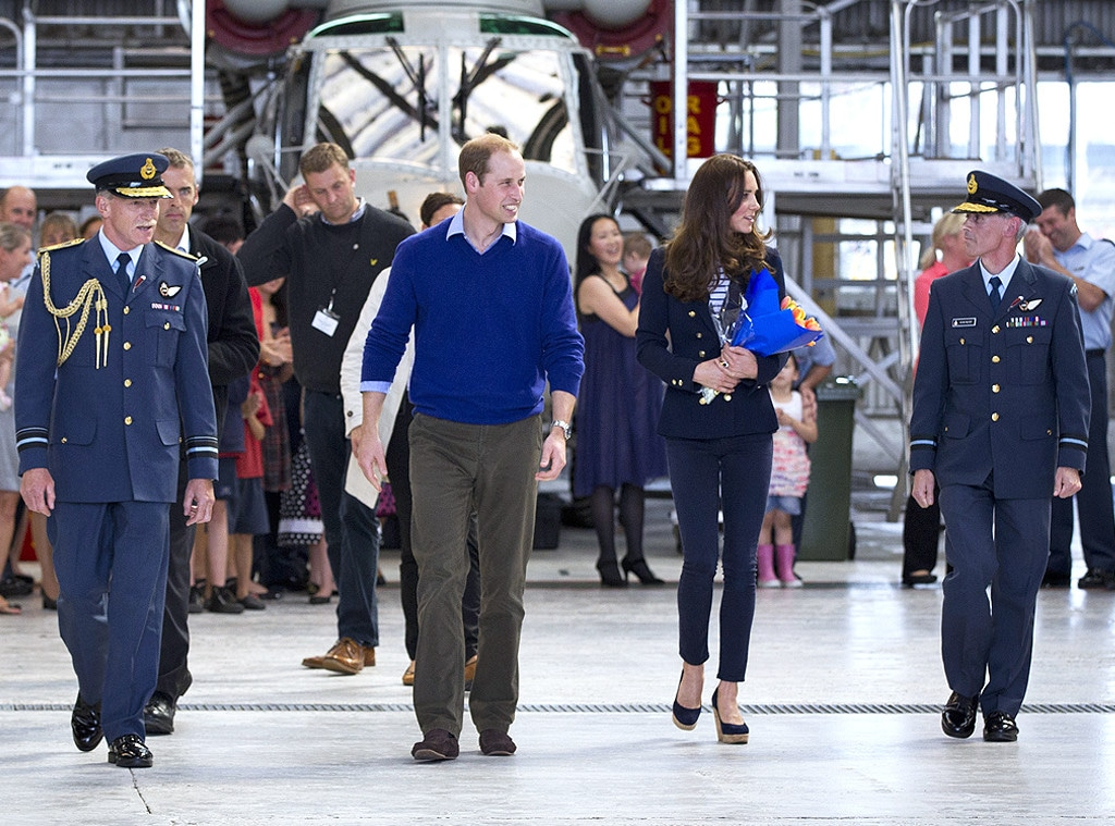 Prince William, Kate Middleton, New Zealand