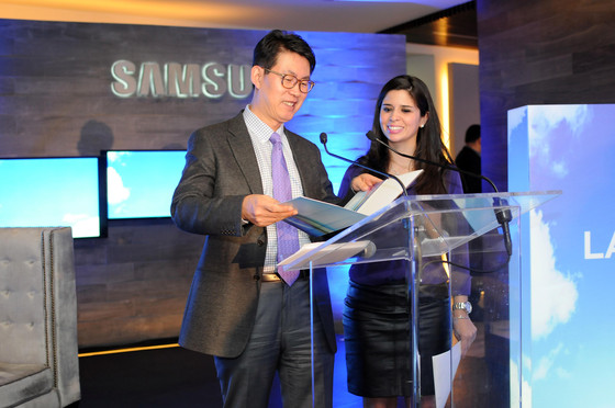 Samsung - Lauching People