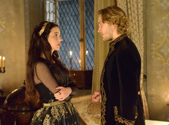 Reign Scoop: Adelaide Kane Previews a Big Rift in Mary and