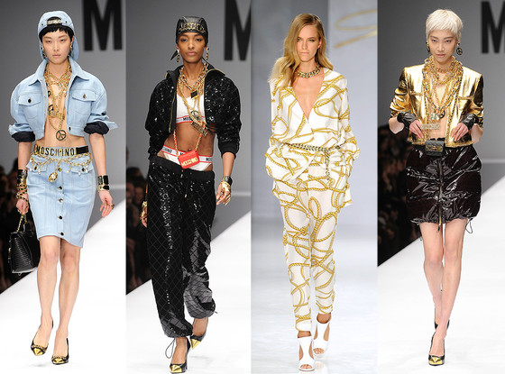 Moschino, Chunky Chains