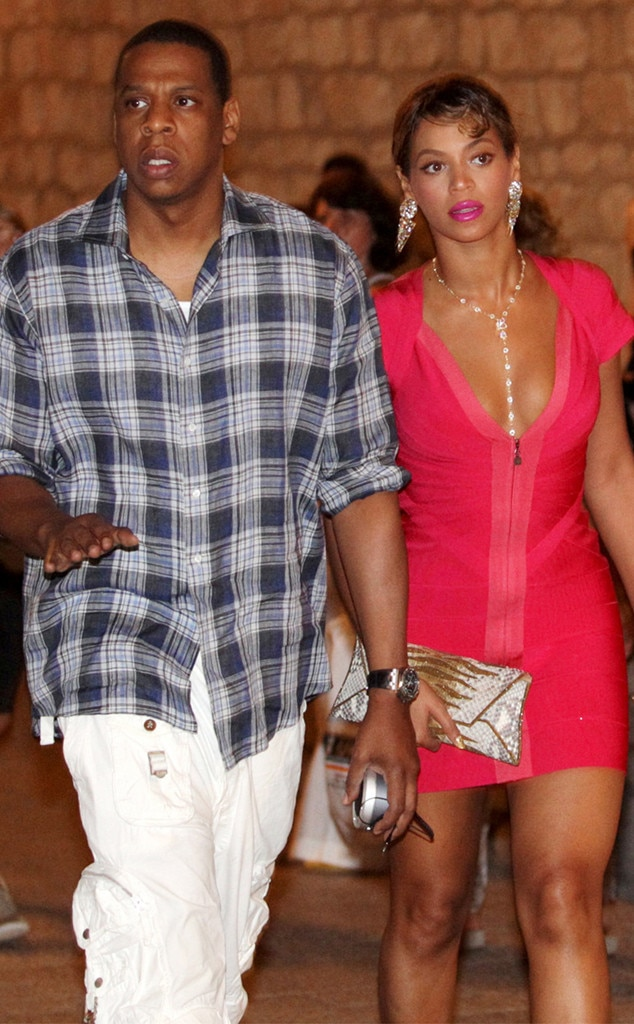 Jay- Z, Beyonce Knowles, Croatia