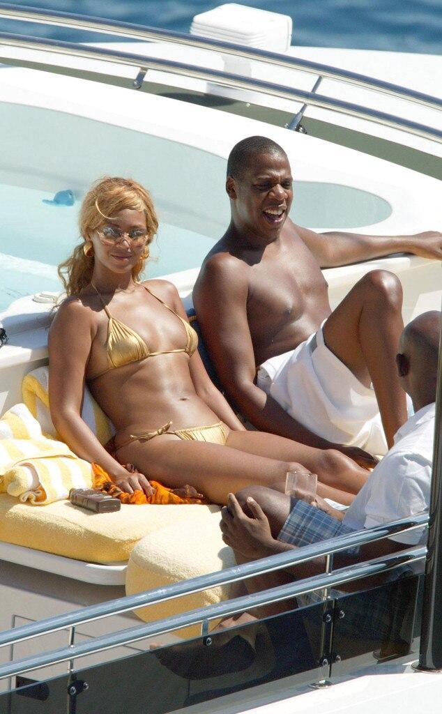 Jay-Z, Beyonce, Monte Carlo, Monaco
