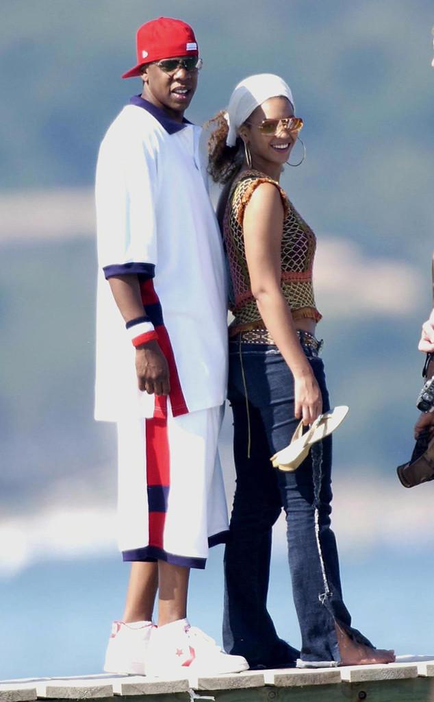 Jay-Z, Beyonce, Saint Tropez, St. Tropez