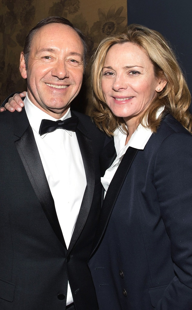 Kevin Spacey, Kim Cattrall