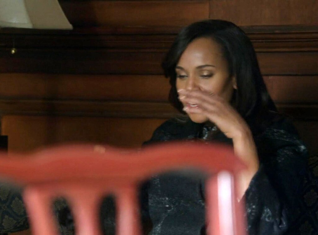 Scandal bump-hiding attempts, Kerry Washington