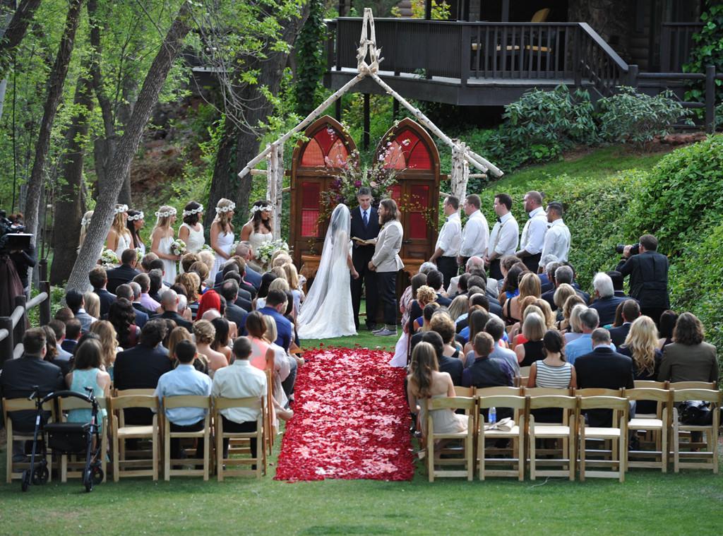 Brie Bella, Daniel Bryan, Wedding