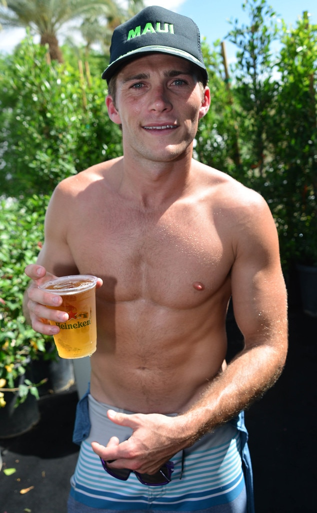 Scott Eastwood, Coachella