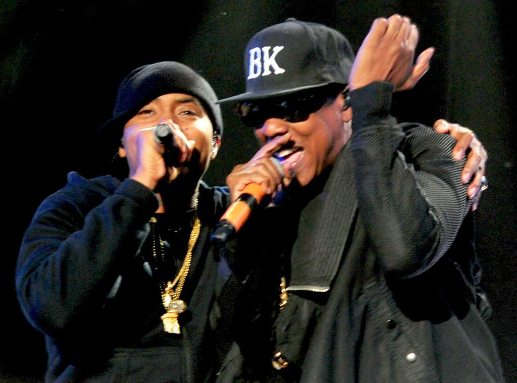Nas, Jay-Z