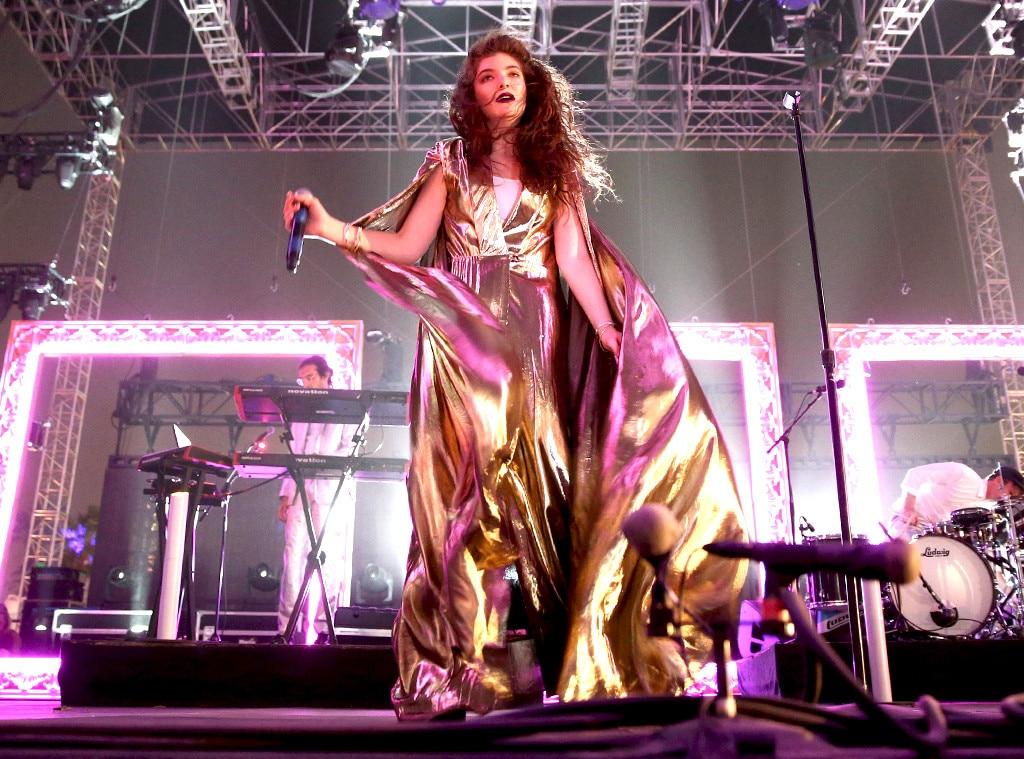 Lorde, Coachella