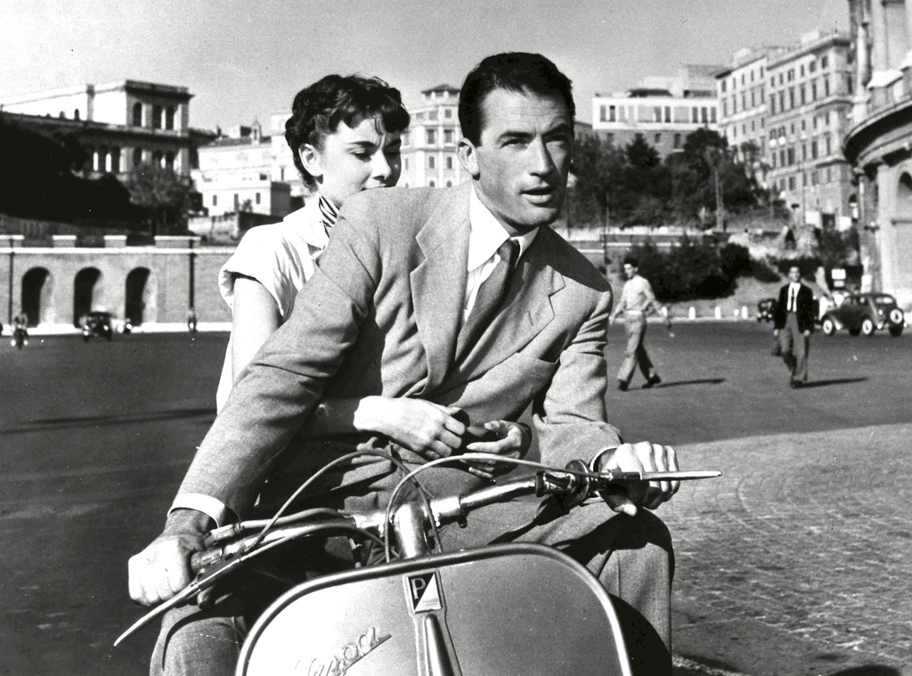 ESC: Roman Holiday, Audrey Hepburn, Gregory Peck