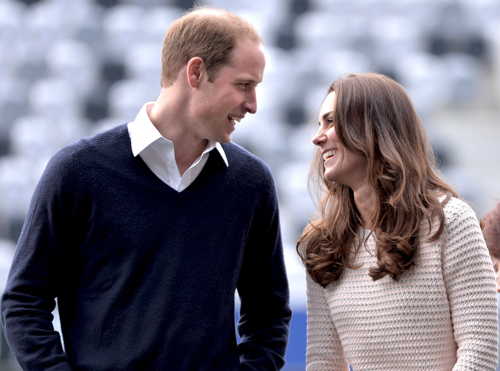How long has william and kate been hookup
