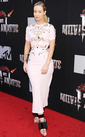 Iggy Azalea, MTV Movie Awards
