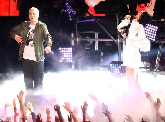 Eminem, Rihanna, MTV Movie Awards