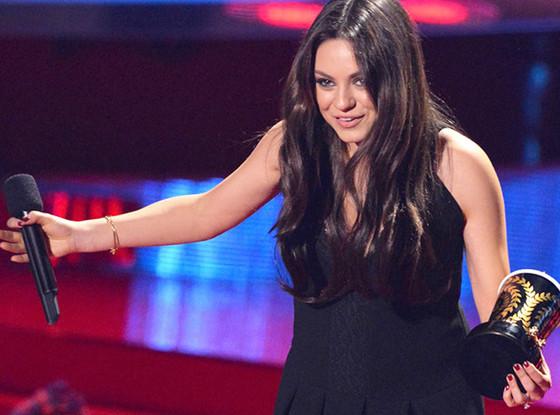 Mila Kunis, MTV Movie Awards