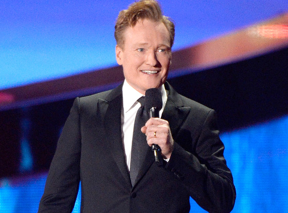 Conan O'Brien, MTV Movie Awards