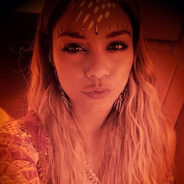 Vanessa Hudgens, Instagram, Coachella