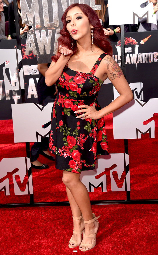 Snooki, MTV Movie Awards