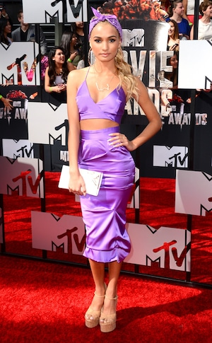 Pia Mia Perez, MTV Movie Awards