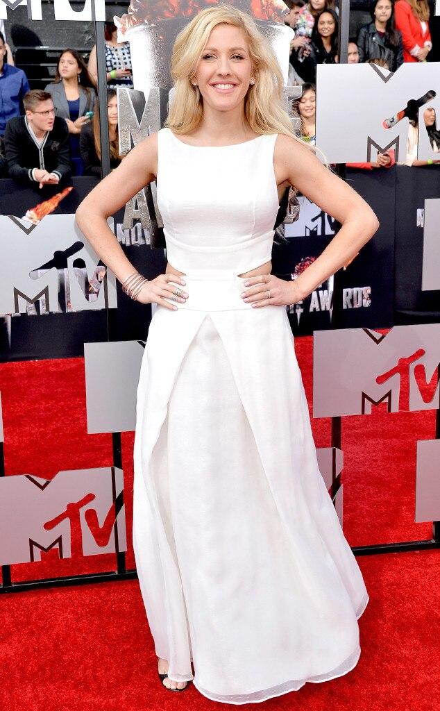 Ellie Goulding, MTV Movie Awards