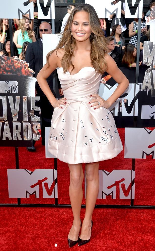 Christine Teigen, MTV Movie Awards