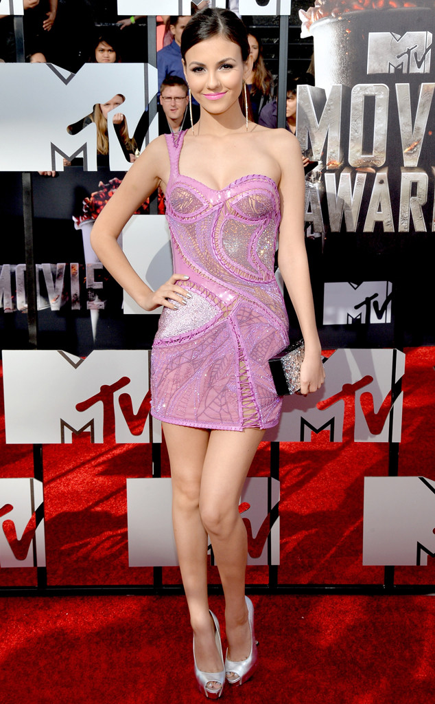 Victoria Justice, MTV Movie Awards