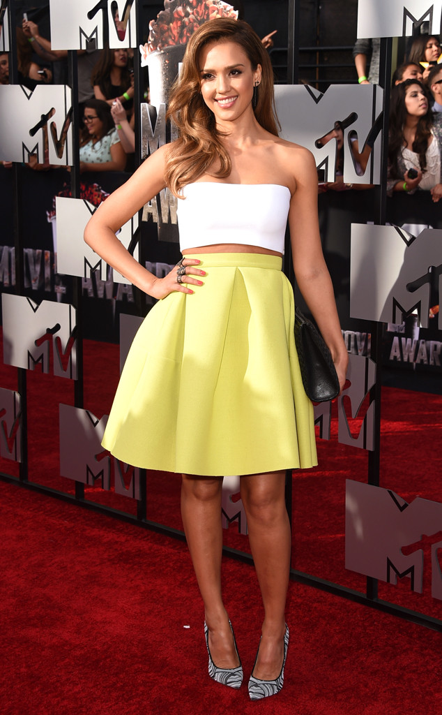 Jessica Alba,  MTV Movie Awards