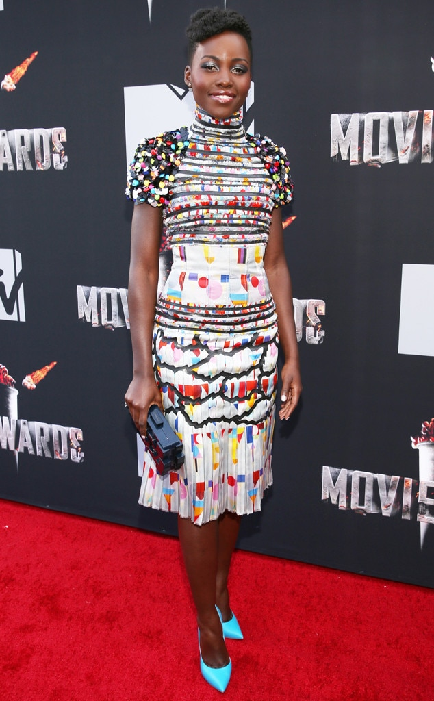 Lupita Nyong'o , MTV Movie Awards