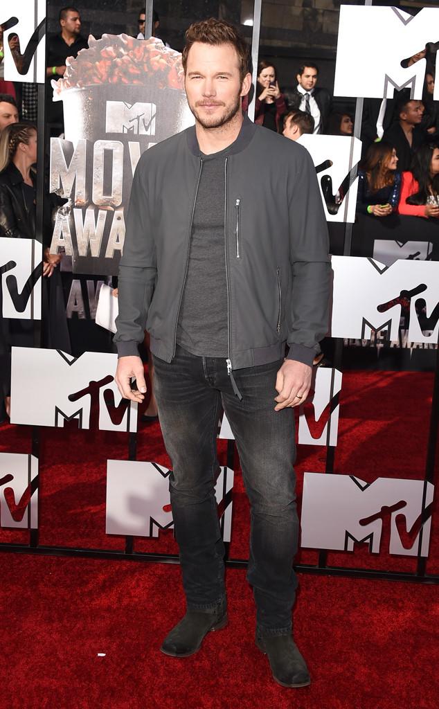 Chris Pratt, MTV Movie Awards