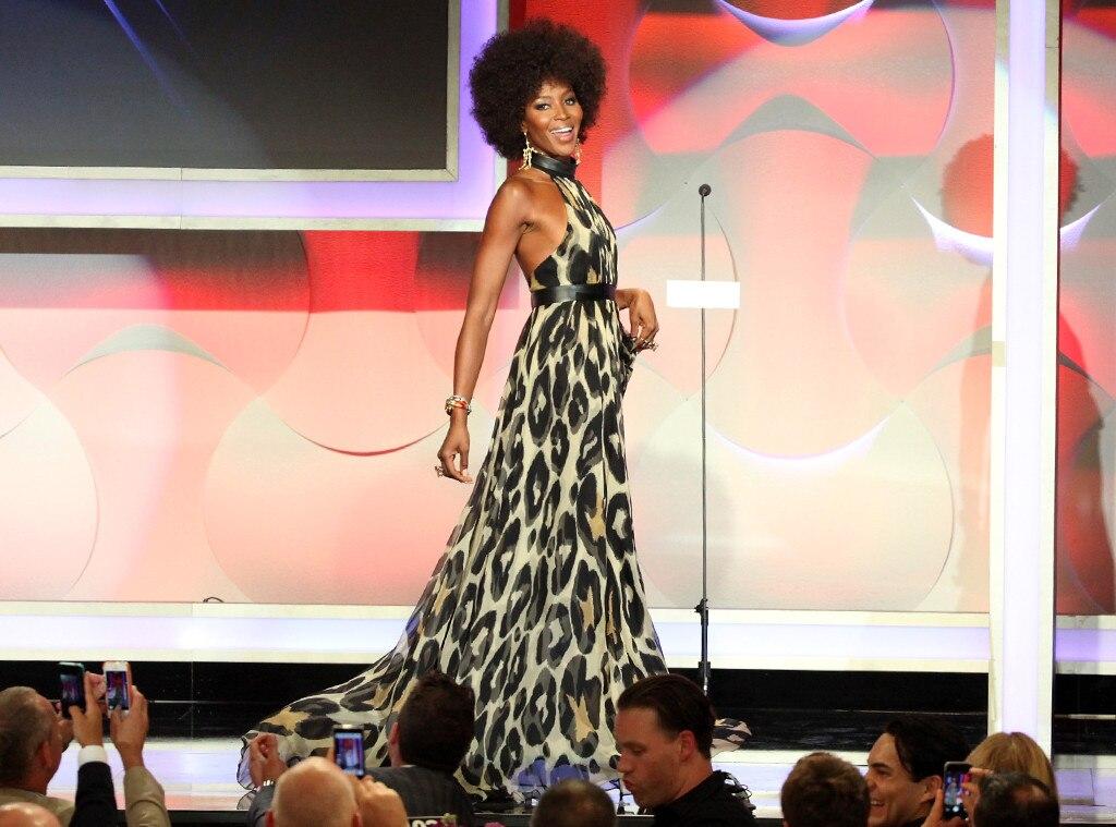 Naomi Campbell, GLAAD Media Awards