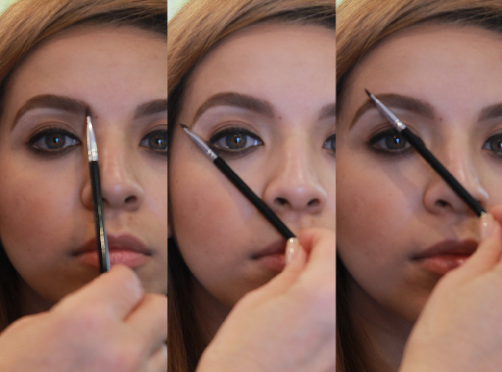 How To Create The Perfect Eyebrow In 4 Steps E News