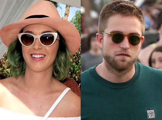 Katy Perry, Robert Pattinson