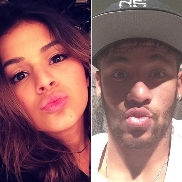 e50d957cfba A linha do tempo de Bruna Marquezine e Neymar