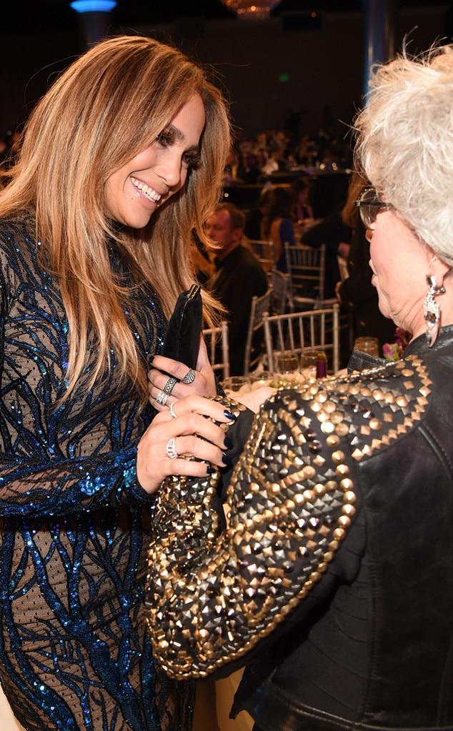Jennifer Lopez, Rita Moreno, GLAAD