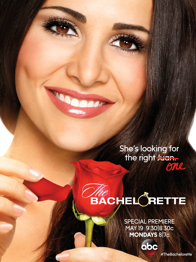 The Bachelorette Key Art