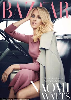 Naomi Watts, Harper's Bazaar