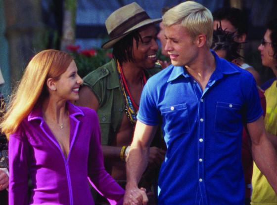 Scooby - Doo, Sarah Michelle Gellar, Freddie Prinze Jr.